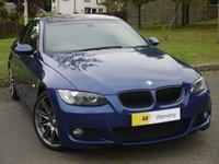 2009 BMW 3 SERIES 2.0 320I M SPORT 2d AUTO 168 BHP £8495.00
