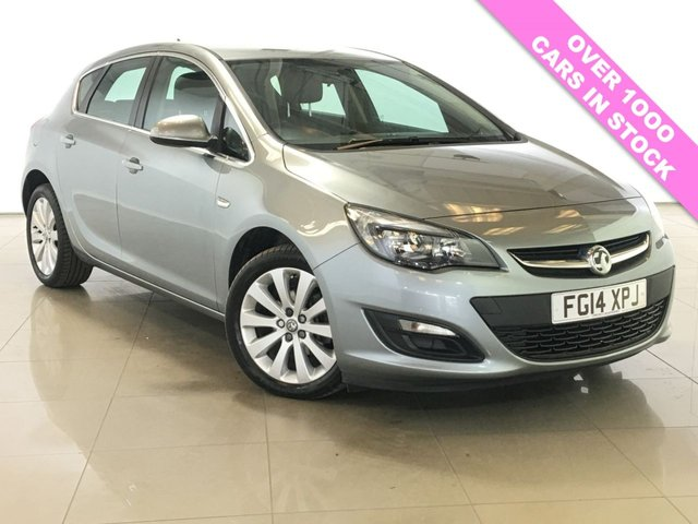 View our 2014 14 VAUXHALL ASTRA 1.3 TECH LINE CDTI ECOFLEX S/S 5d 95 BHP