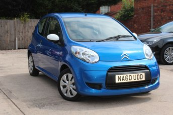 2010 CITROEN C1 1.0 SPLASH 3d 68 BHP £3495.00