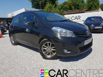 View our 2014 14 TOYOTA YARIS 1.0 VVT-I ICON PLUS 3d 69 BHP
