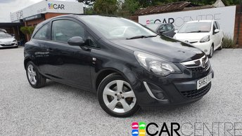 View our 2013 63 VAUXHALL CORSA 1.2 SE 3d 83 BHP