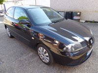 2007 SEAT IBIZA 1.2 CHILL SPECIAL EDITION 12V 3d 69 BHP Bang Tidy Example For Age £1250.00