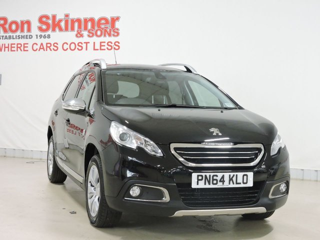 View our 2014 64 PEUGEOT 2008 1.2 CROSSWAY 5d 82 BHP