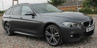 USED 2017 17 BMW 3 SERIES 3.0 330D XDRIVE M SPORT TOURING 5d AUTO 255 BHP