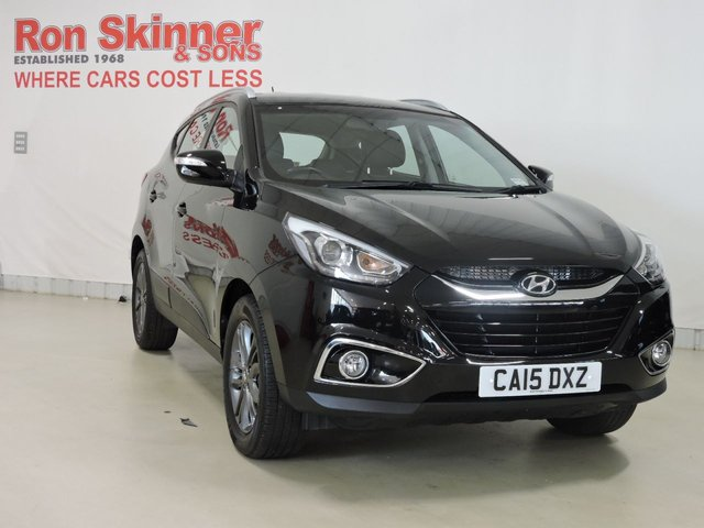 View our 2015 15 HYUNDAI IX35 1.7 SE CRDI 5d 114 BHP