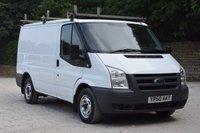 2010 FORD TRANSIT 2.2 260 LR 1d 85 BHP £5950.00