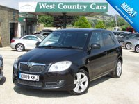 USED 2009 09 SKODA FABIA 1.6 SPORT 16V 5d 103 BHP Only 2 Owners From New