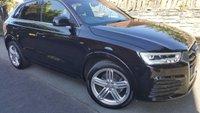 2015 AUDI Q3 2.0 Tdi S Line Automatic £19500.00