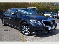 2014 MERCEDES-BENZ S CLASS 3.0 S350 BLUETEC L SE LINE 4d AUTO 258 BHP £27499.00