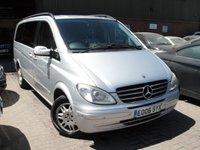 2006 MERCEDES-BENZ VIANO 2.1 CDI LONG AMBIENTE 5d AUTO 150 BHP £5480.00