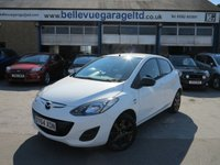 USED 2014 64 MAZDA 2 1.3 COLOUR EDITION 5d 74 BHP