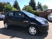 USED 2010 10 NISSAN PIXO 1.0 N-TEC 5d 67 BHP WITH FULL NISSAN SERVICE HISTORY NO DEPOSIT FINANCE ARRANGED, APPLY HERE NOW