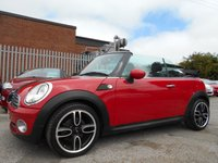 USED 2009 59 MINI CONVERTIBLE 1.6 COOPER 2d 120 BHP 57,000 MILES