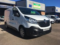 2015 RENAULT TRAFIC 1.6 SL29 BUSINESS DCI S/R P/V 1d 115 BHP £9395.00
