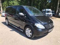 2011 MERCEDES-BENZ VITO 2.1 115 CDI COMPACT DUALINER ONE OWNER £5995.00