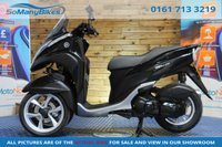 2014 YAMAHA TRICITY MW125 TRICITY - 1 Owner £1795.00