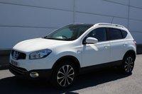2011 NISSAN QASHQAI 2.0 N-TEC DCI 4WD 5d AUTO 148 BHP £8650.00