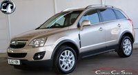 2013 VAUXHALL ANTARA 2.2CDTi EXCLUSIV 4WD 5 DOOR 6-SPEED 161 BHP £7990.00