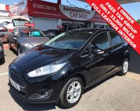 2014 FORD FIESTA 1.6 TITANIUM ECONETIC TDCI 5d 94 BHP *ONLY 33,000 MILES*  £7995.00