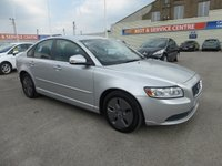 USED 2010 60 VOLVO S40 1.6 D DRIVE S 4d 109 BHP FSH * CLIMATE CONTROL * GOT BAD CREDIT * WE CAN HELP