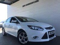 2013 FORD FOCUS 1.0 ZETEC 5d 99 BHP £6795.00