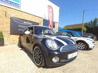 2010 MINI HATCH COOPER 1.6 COOPER 3d 122 BHP £5990.00