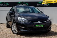 USED 2013 63 VAUXHALL ASTRA 1.6 ENERGY 5d 113 BHP £0 DEPOSIT FINANCE AVAILABLE, AIR CONDITIONING, AUX INPUT, CLIMATE CONTROL, CRUISE CONTROL, CLOTH UPHOLSTERY, DAYTIME RUNNING LIGHTS, STEERING WHEEL CONTROLS, USB INPUT