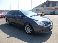 USED 2010 60 TOYOTA AVENSIS 1.8 VALVEMATIC TR 5d 145 BHP SH * BLUETOOTH * GOT BAD CREDIT * WE CAN HELP *