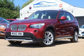 2010 BMW X1 2.0 XDRIVE23D SE 5d 201 BHP