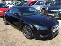 USED 2009 59 AUDI TT 2.0 TFSI S LINE SPECIAL EDITION 2d 200 BHP LIMITED EDITION MODEL,COLOUR CODED BODY