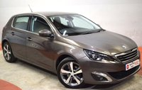 USED 2015 15 PEUGEOT 308 1.6 HDI S/S ALLURE 5 Door Hatchback