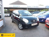 USED 2009 09 KIA PICANTO 1.1 CHILL 5d 64 BHP PLEASE CALL TODAY FOR TEST DRIVE ALL CARS AA INSPECTED