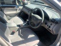 USED 2005 54 MERCEDES-BENZ C-CLASS 1.8 C200 KOMPRESSOR ELEGANCE SE 4d AUTO 163 BHP