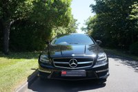 USED 2013 62 MERCEDES-BENZ CLS CLASS 5.5 CLS63 AMG 4d AUTO 525 BHP