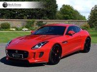 USED 2016 66 JAGUAR F-TYPE 3.0 V6 S 2d AUTO 380 BHP