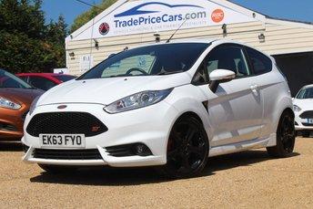 2013 FORD FIESTA 1.6 ST-2 3d 180 BHP £9950.00