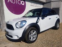 2015 MINI COUNTRYMAN 1.6 COOPER D 5d 112 BHP £11500.00