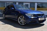 2006 BMW 3 SERIES 2.5 325I M SPORT 4d AUTO 215 BHP £4999.00