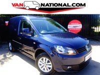 2015 VOLKSWAGEN CADDY 1.6 C20 TDI HIGHLINE  (one owner air con super low miles) £10990.00