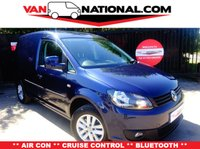 2015 VOLKSWAGEN CADDY 1.6 C20 TDI HIGHLINE  (one owner air con super low miles) £10295.00