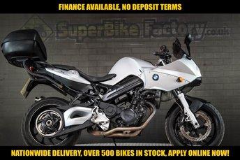 2010 10 BMW F800S  £2891.00