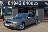 2003 BMW 7 SERIES 3.0 730D SE 4d AUTO 215 BHP £3495.00