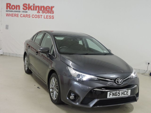 View our 2015 65 TOYOTA AVENSIS 1.6 D-4D BUSINESS EDITION 4d 110 BHP