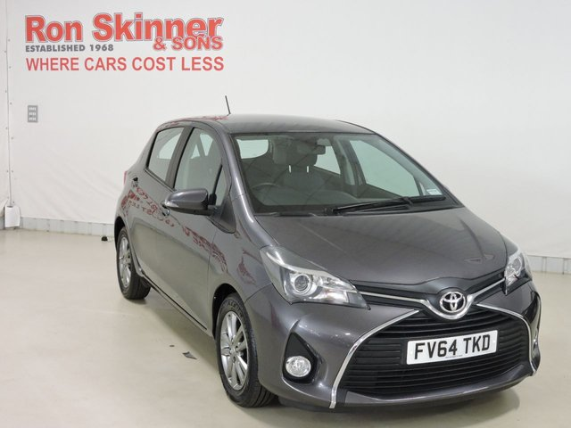 View our 2014 64 TOYOTA YARIS 1.4 D-4D ICON 5d 90 BHP