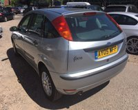 USED 2005 05 FORD FOCUS 1.6 LX 5d 99 BHP
