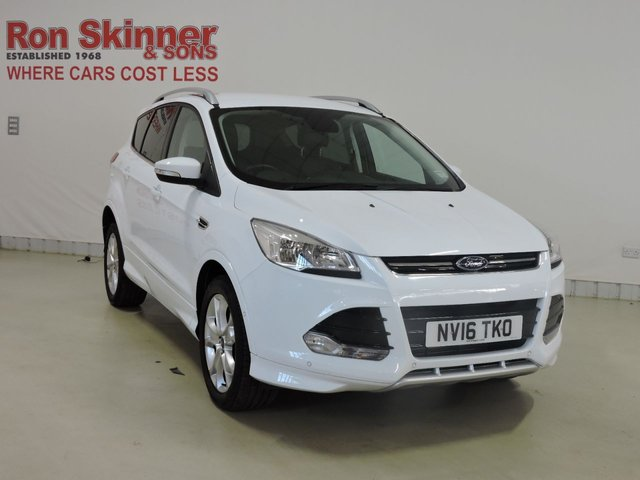 View our 2016 16 FORD KUGA 2.0 TITANIUM SPORT TDCI 5d 148 BHP