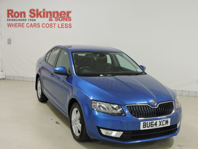 View our 2014 64 SKODA OCTAVIA 1.6 SE TDI CR DSG 5d AUTO 104 BHP