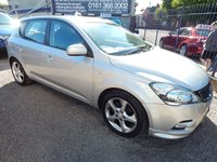 USED 2010 59 KIA CEED 1.6 3 CRDI 5d 113 BHP ALLOY WHEELS, AIR CONDITIONING, F.S.H, LOVELY LOOKING CAR