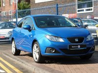 2010 SEAT IBIZA 1.4 SPORT 3d  £SOLD