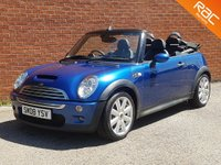 2008 MINI CONVERTIBLE 1.6 COOPER S 2d 168 BHP £SOLD